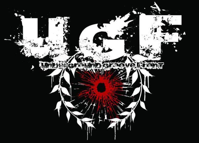 Underground Groove Front - Logo