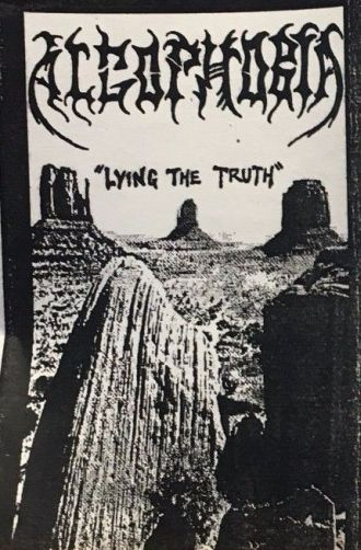 Algophobia - Lying the Truth