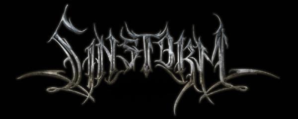 Sinstorm - Logo