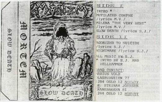 Mortem - Slow Death