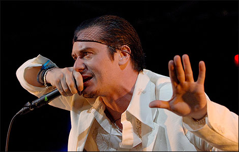 mike patton peeping tom