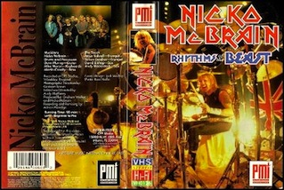 Nicko McBrain - Rhythms of the Beast