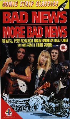 Bad News - Bad News / More Bad News