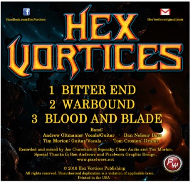 Hex Vortices - Hex Vortices