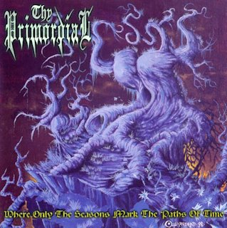 Thy Primordial - Where Only the Seasons Mark the Paths of Time