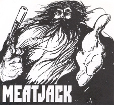 Meatjack - Black Juice / Loud People