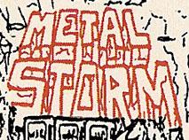 Metal Storm - Logo