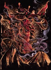 Infernal Coil - Burning Prayer of Infinite Hatred