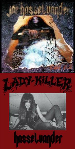 Joe Hasselvander - Road Kill / Lady Killer