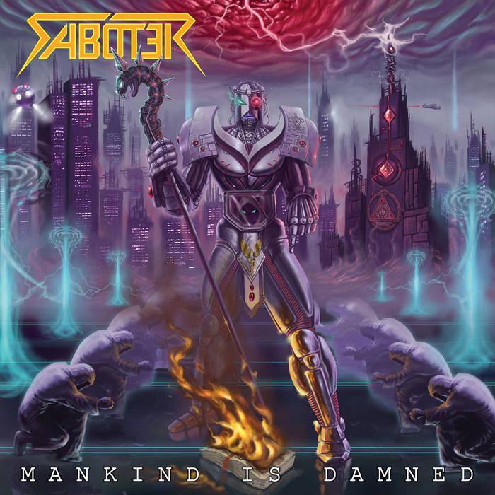Saboter - Mankind Is Damned