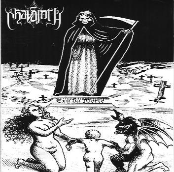 Chavajoth - The Cult of Death