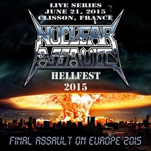 Nuclear Assault - Live in Clisson, France