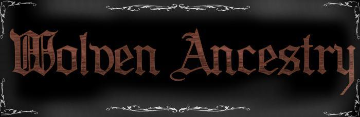 Wolven Ancestry - Logo