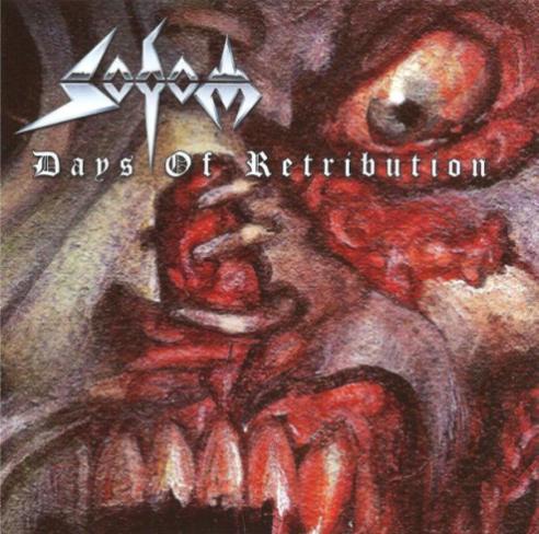 Sodom - Days of Retribution