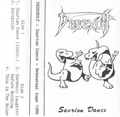 DesExult - Saurian Dance