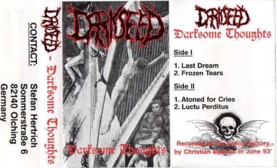 Darkseed - Darksome Thoughts