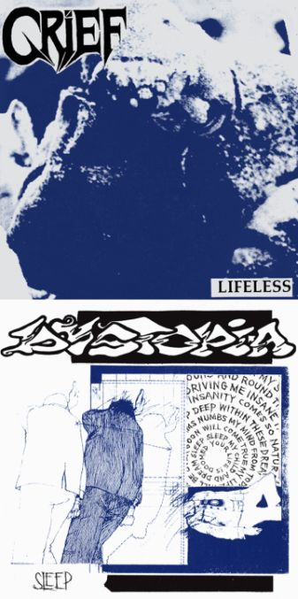 Grief / Dystopia - Lifeless / Sleep