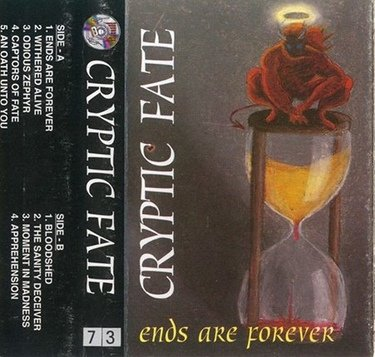 Cryptic Fate - Ends Are Forever