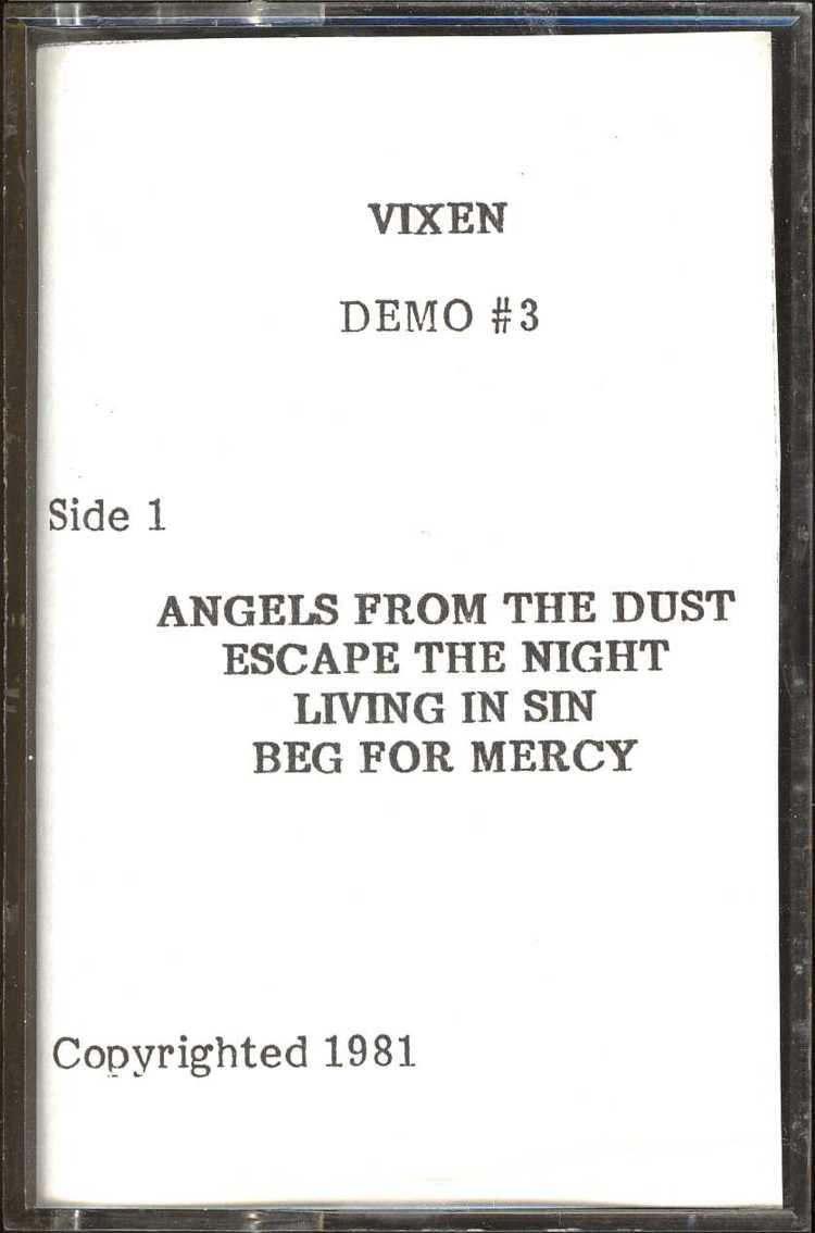 Vixen - Demo 3