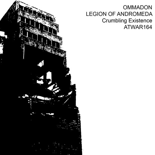 Ommadon - Crumbling Existence