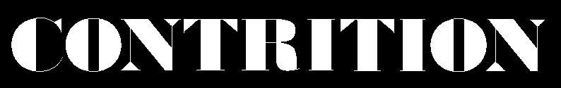 Contrition - Logo