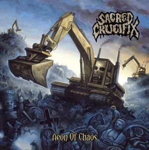 Sacred Crucifix - Aeon of Chaos