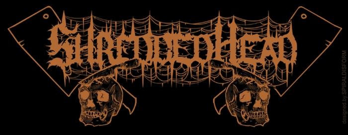 Shredded Head - Logo