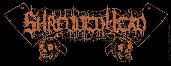 Shredded Head - Logo