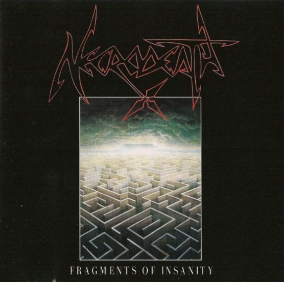 Necrodeath - Fragments of Insanity