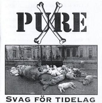 Pure X - Svag för tidelag