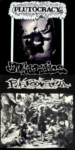 Phobia / Plutocracy - Dankdaddies / Untitled