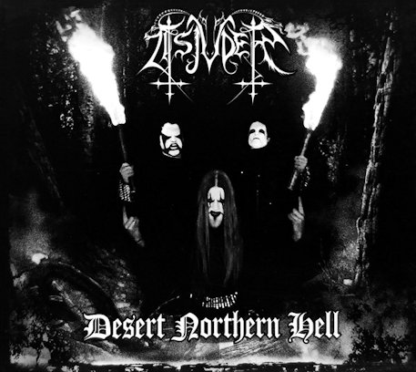 Tsjuder - Desert Northern Hell