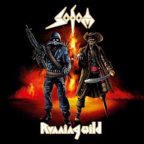 Running Wild / Sodom - Inside My Crosshairs / Warmongers