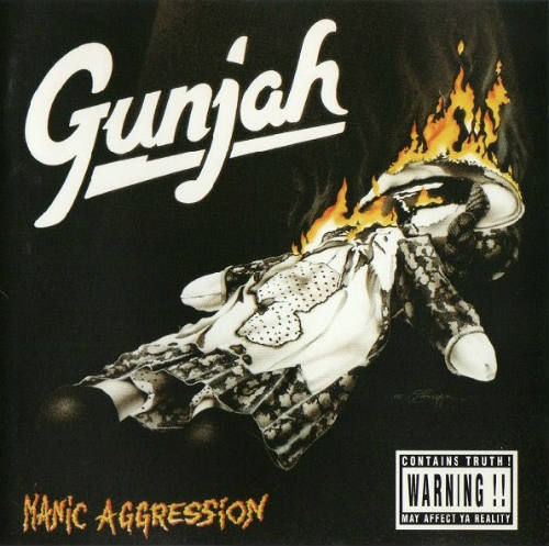Gunjah - Manic Aggression