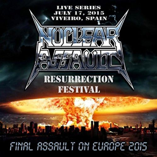 Nuclear Assault - Live in Viveiro, Spain