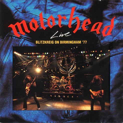 Motörhead - Blitzkreig on Birmingham '77