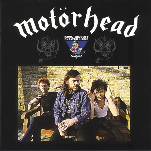 Motörhead - King Biscuit Flower Hour