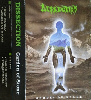 Dissection - Garden of Stone
