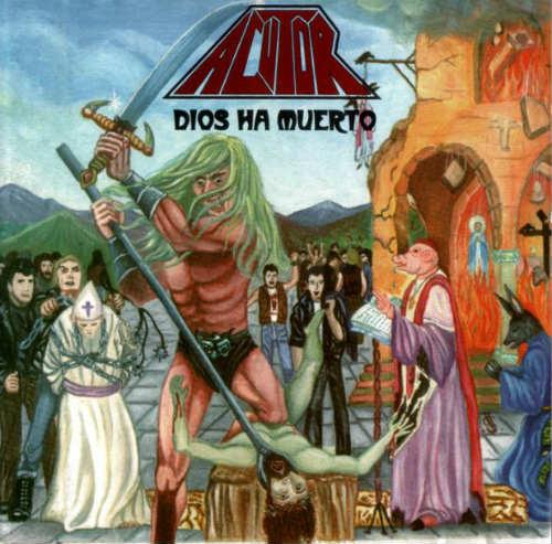 Acutor - Dios ha Muerto