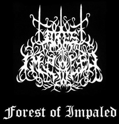 Forest of Impaled - Logo