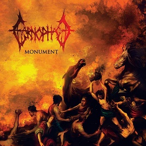 Carnophage - Monument