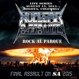Nuclear Assault - Live in Bogota, Colombia