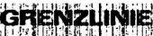 Grenzlinie - Logo