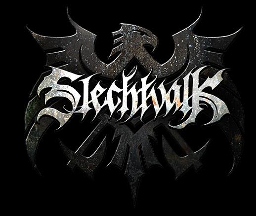 Slechtvalk - Logo