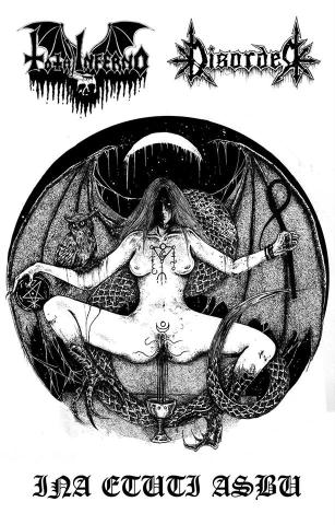 Disorder / Total Inferno - Ina Etuti Asbu