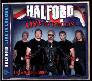 Halford - Live in London