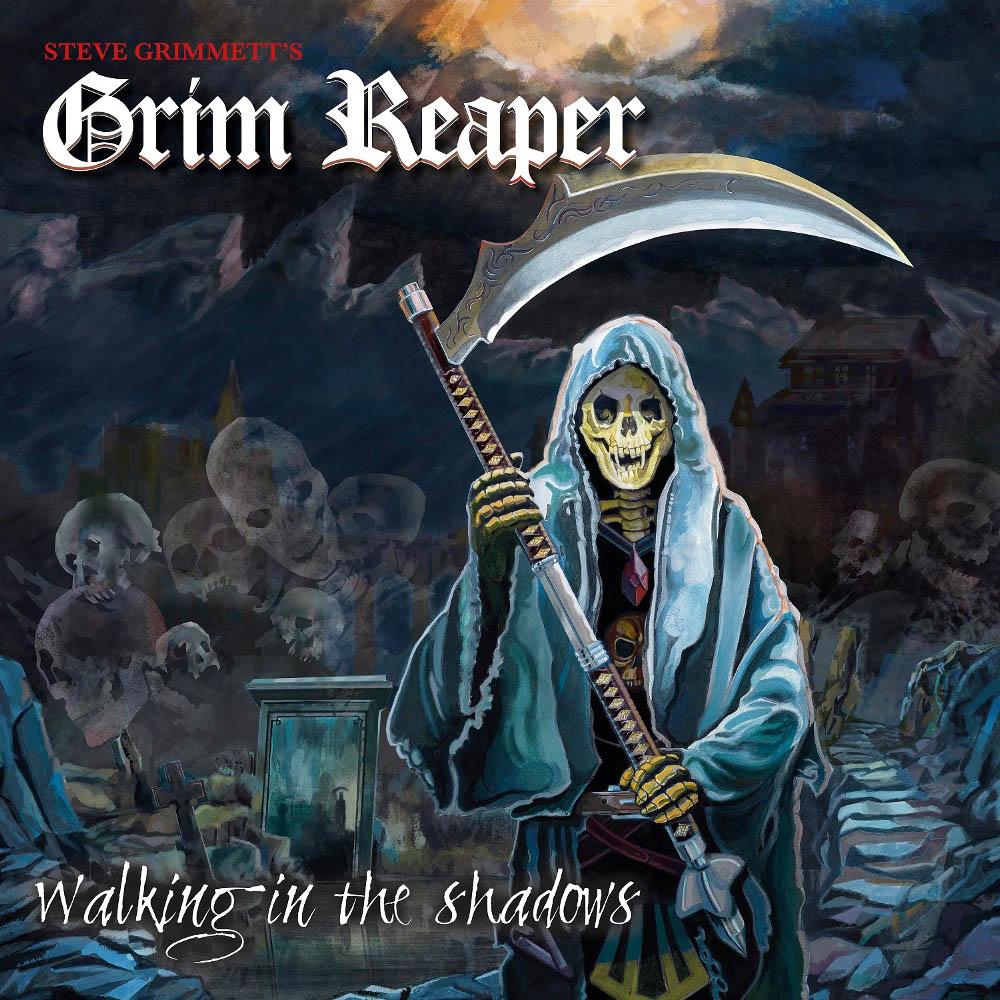 Steve Grimmett's Grim Reaper - Walking in the Shadows