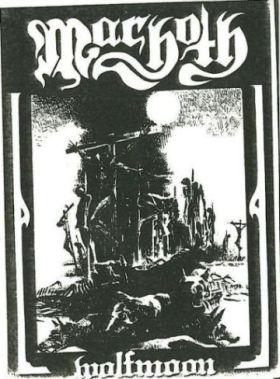 Marhoth - Wolfmoon