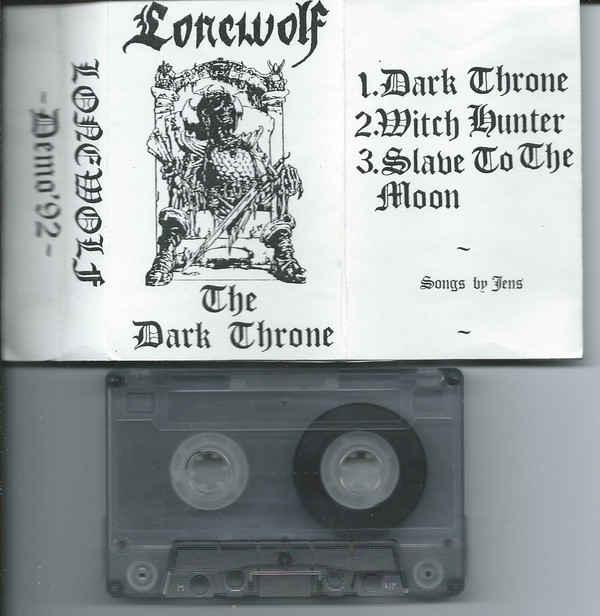Lonewolf - The Dark Throne