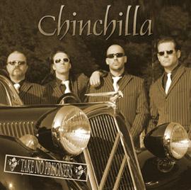 Chinchilla - Take No Prisoners